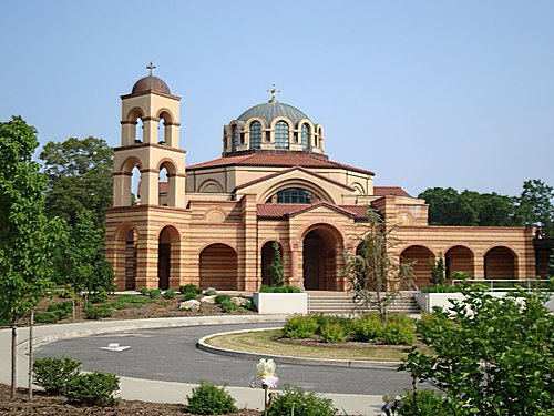 Welcome to Our Parish Website | Greek Orthodox Church of the